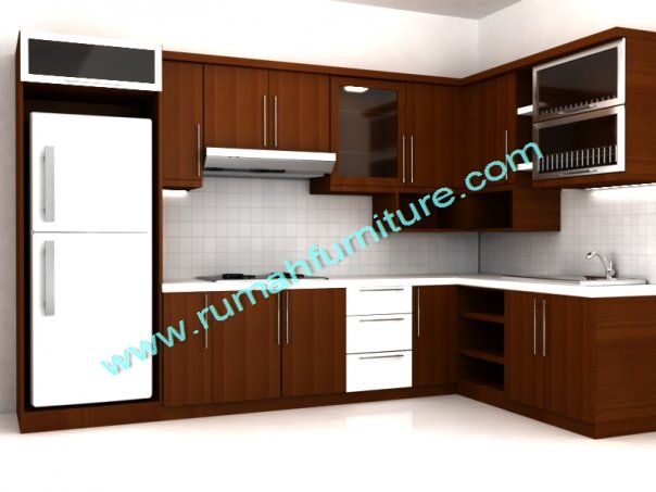 Kitchen set rumah furniture for Kitchen setting pictures